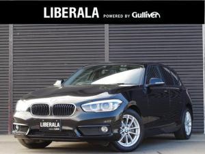 BMW 1シリーズ 118i LEDヘッドライト 純正HDDナビ Bカメラ ETC コンフォートアクセス コーナーセンサー ドライビングモード