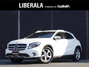 メルセデス・ベンツ GLAクラス GLA220 4マチック 純正HDDナビ Bカメラ フルセグ レーダーセーフティP シートヒーター