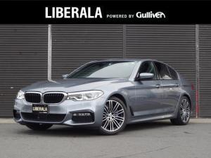 BMW 5シリーズ 530i Mスポーツ ブラックレザーシート パワートランク コンフォートアクセス シートヒーター アダプティブLEDヘッドライト ACC BSM
