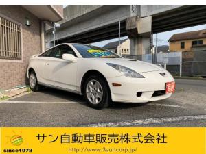 トヨタ セリカ SS-I 5速MT車 キーレス CD