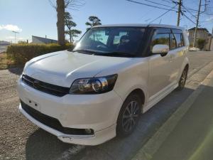 トヨタ カローラルミオン 1.8S エアロツアラー ナビ ETC バックカメラ 地デジtv 法定点検 4WD 1800cc