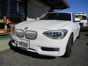 BMW 1シリーズ 116i スタイル KW車高調 E39MスポAW ドライブレコーダー バックカメラ LEDフォグランプ
