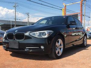 BMW 1シリーズ 116i スポーツ  ターボ8速AT Bluetoothナビ