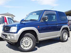 三菱 パジェロミニ XR 令和3年自動車税コミ 禁煙車 4AT 2WD NAエンジン ETC スペアキー バッテリー新品