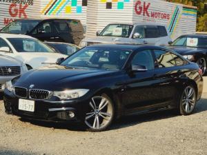 BMW 4シリーズ 420iグランクーペ Mスポーツ Mスポーツ 黒革シート ACC フルセグTV インテリジェントセーフティ バックカメラ 電動リアゲート 前席パワーシート 前席シートヒーター パワーバックドア LED レーンキープアシスト 純正AW