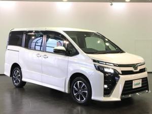 トヨタ ヴォクシー ZS 4WD 衝突軽減ブレーキ MTモード付き