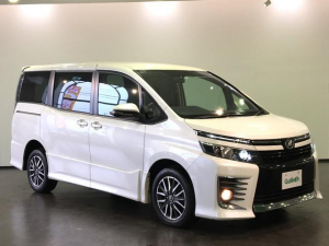 トヨタ ヴォクシー ZS4WD ナビ・TV/フリップダウン/Bカメラ/ETC
