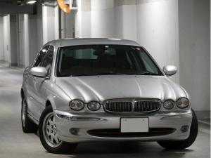 ジャガー Xタイプ 2.0 V6 右H ディーラー車 レザーシート