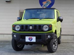 スズキ ジムニー XC ワンオーナー スズキセーフティサポート ブラックツートンルーフ LEDヘッドライト クルーズコントロール スマートキー 16インチアルミホイール