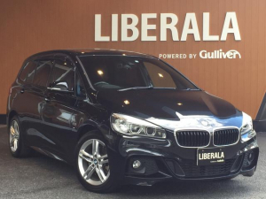 BMW 2シリーズ 218dグランツアラー Mスポーツ コンフォートPKG オートマチックテールゲートオペレーション/コンフォートアクセス/ライトPKG /インテリジェントセーフティ