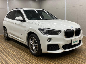 BMW X1 xDrive 18d Mスポーツ 純正HDDナビ バックカメラ アダプティブクルーズコントロール 衝突軽減ブレーキ レーンキープアシスト