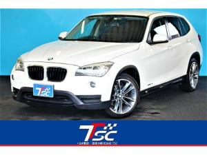 BMW X1 sDrive 20i スポーツ 後期型/カロッツェリアHDDナビ/フルセグ/HIDライト/ターボ/オートライト/禁煙車/ドライブレコーダー/Bluetooth接続/ETC/スマートキー&プッシュスタート/ミュージックサーバー/DVD