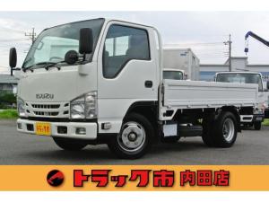 いすゞ エルフトラック 2.0トン全低床10尺平ボディー