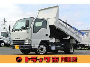 いすゞ エルフトラック 2.0トン全低床10尺強化ダンプ