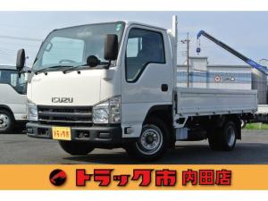 いすゞ エルフトラック 1.5トン超低床10尺平ボディー