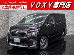 トヨタ ヴォクシー ZS SDナビ トヨタセーフティセンス Bluetooth
