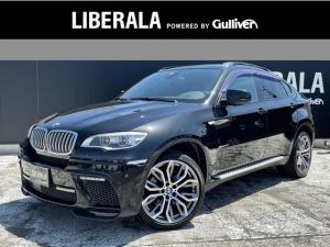 BMW X6 xDrive 50i 黒レザー サンルーフ ACC 純正ナビ バックサイドカメラ 地デジ 後席シートヒーター 前席シートヒーター エアーシート 純正21アルミ 電動リアゲート パドルシフト LEDヘッドライト