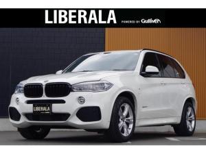 BMW X5 xDrive 35d Mスポーツ セレクトパッケージ 黒革 パノラマサンルーフ BANG&OLUFSEN アクティブクルーズコントロール インテリジェントセーフティ シートヒーター&クーラー ヘッドアップディスプレイ 360°カメラ