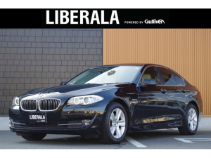 BMW 5シリーズ 528i 白革 純正ナビ バックカメラ フルセグTV コンフォートアクセス クルーズコントロール