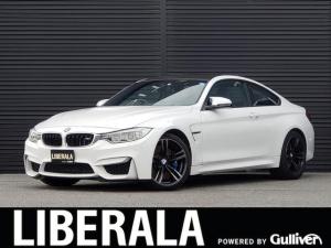 BMW M4 M4クーペ カーボンルーフ ヘッドアップD メリノレザー