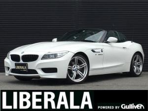 BMW Z4 sDrive20i Mスポーツ 黒革 Pシート シートヒータ