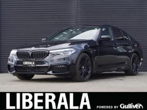 BMW 5シリーズ 523d エディション ミッション:インポッシブル ACC/ハーマンカードン/全方位カメラ/純正HDDナビ/フルセグ/DVD再生可/BT/パワートランク/専用19インチAW/前後コーナーセンサー/LEDフォグ/ヘッドアップディスプレイ/LKA