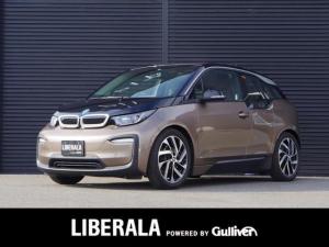 BMW i3 アトリエ レンジ・エクステンダー装備車 インテリジェントセーフティ/ACC/ダークブラウンレザー/Pアシスト/ワイヤレスチャージング/アンビエントライト/LEDヘッドライト/シートヒーター/コンフォートA/インテリアPKG(スイート)