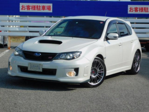 スバル インプレッサ WRX STI A-Line type S Package
