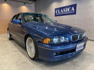 BMWアルピナ B10 V8リムジン 2オーナー 記録簿付 ガラスコーティング施工済み