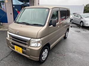 ホンダ バモス M NO.272 キーレス ラジオ 4WD