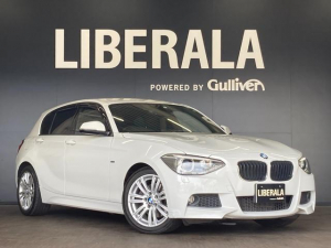 BMW 1シリーズ 116i Mスポーツ 純正ナビ ETC HIDヘッドライト 17inAW