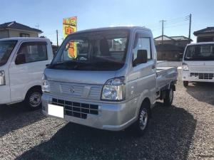 日産 NT100クリッパートラック DX 4WD AC MT オーディオ付