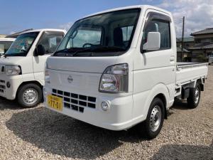 日産 NT100クリッパートラック GX 4WD 5速MT エアコン パワステ パワーウインドウ キーレス