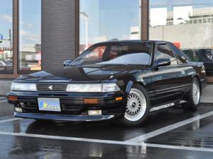トヨタ ソアラ 3.0GT-リミテッド 後期型 本革パワーシート ETC BBSアルミホイール 車高調変更公認済み 社外マフラー 7Mターボフルエアロ 取説 保証書付き