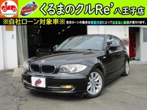BMW 1シリーズ 116iスマートセレクション ルームミラー一体型ETC ドライブレコーダー 純正オーディオ ユーザー買取車