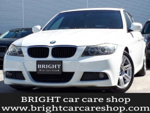 BMW 3シリーズ 320i Mスポーツ コンフォートアクセス HID ETC 純正AW