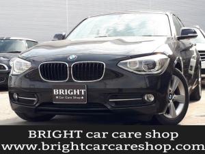 BMW 1シリーズ 116i スポーツ HDDナビ フルセグ コンフォートアクセス