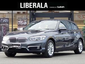 BMW 1シリーズ 118d スタイル LED 純正ナビ Bカメラ ETC