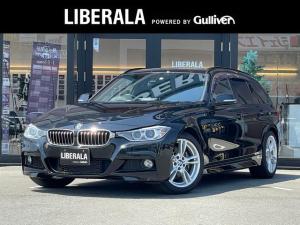 BMW 3シリーズ 335iツーリング Mスポーツ ・パノラマサンルーフ・純正HDDナビ/USB/AUX/BT・バックカメラ・地デジ・シートヒーター・ミラー型ETC・キセノンヘッドライト・PWバックドア・純正18AW