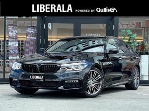 BMW 5シリーズ 523d Mスポーツ コンフォートパッケージ/ハイラインパッケージ/純正ナビ/純正フルセグTV/テレビキャンセラー/前席パワーシート/シートヒーター/全方位カメラ/ミラーETC/バックカメラ/クリアランスソナー