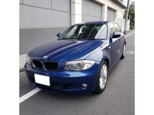 BMW 1シリーズ 116i Mスポーツパッケージ 2DINタイプHDDナビ&フルセグTV ドラレコ ETC キセノン 専用17AW