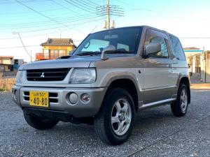 三菱 パジェロミニ X ターボ 4WD CD