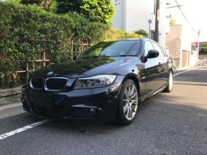 BMW 3シリーズ 320iツーリング Mスポーツパッケージ Mスポーツワゴン アルミ ETC ナビゲーション