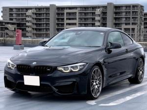BMW M4 M4クーペ コンペティション シルバーストーンレザー ヘッドアップディスプレイ ハーマンカードン カーボンインテリア カーボンルーフ アダプティブMサスペンション シートヒータ