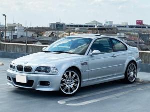 BMW M3 M3 SMGII 06y最終モデル 車検毎記録簿有 黒革 サンルーフ オプション19インチ鍛造ホイール ミラーETC 社外2DINナビ 地デジTV パワーシート シートヒーター キセノンヘッドライト 純正アームレスト
