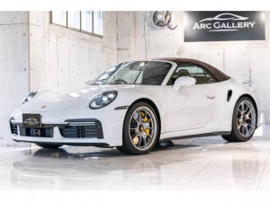 ポルシェ 911 911ターボS カブリオレ スポーツエグゾースト