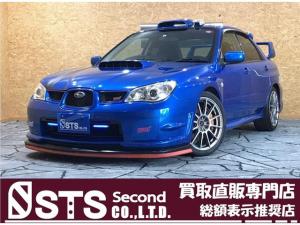 スバル インプレッサ WRX STi タイベル交換済 6速MT TEIN車高調