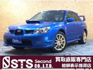 スバル インプレッサ WRX STi 6速MT タイベル交換済 ワンオーナー
