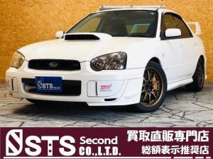 スバル インプレッサ WRX STi柿本マフラー クスコ車高調 RAYS17AW