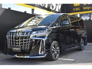 トヨタ アルファード 2.5S Cパッケージ 2.5SCPKG ブラックガレージ保管新車保証継承いたします。
